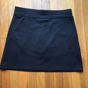 Call away Golf Skirt Skort Black perfect condition